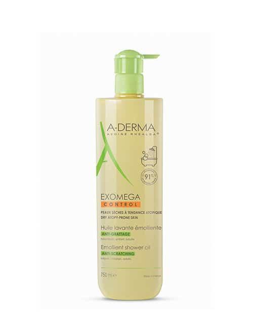 A-Derma Exomega Control olje za tusiranje