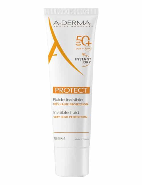 A-DERMA PROTECT nevidni fluid SPF 50+