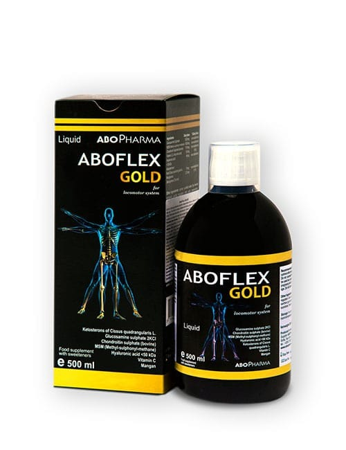 AboFlex Gold sirup