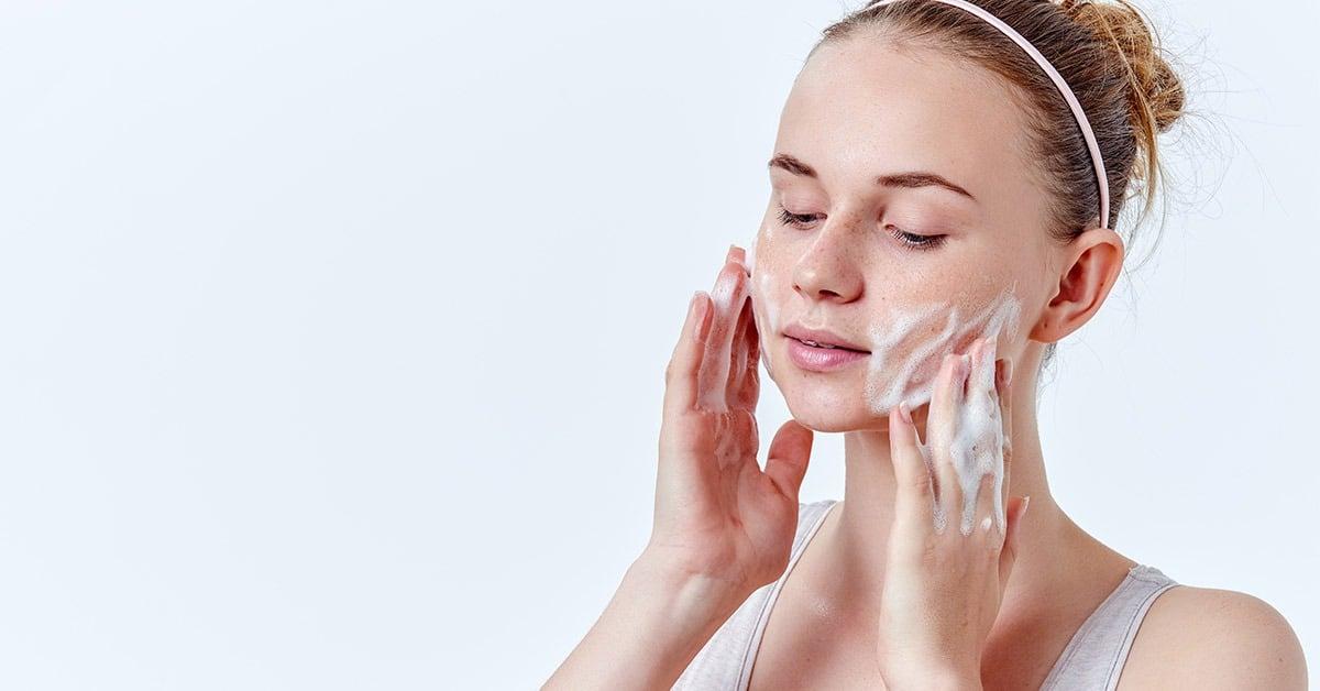 Dekle ki si čisti obraz