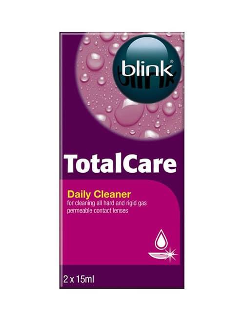 Blink TotalCare, raztopina za čiščenje