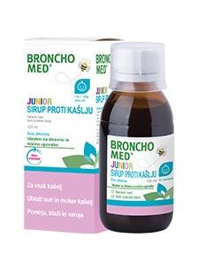 netArnica Izdelek tedna - Bronchomed Junior, sirup proti kašlju