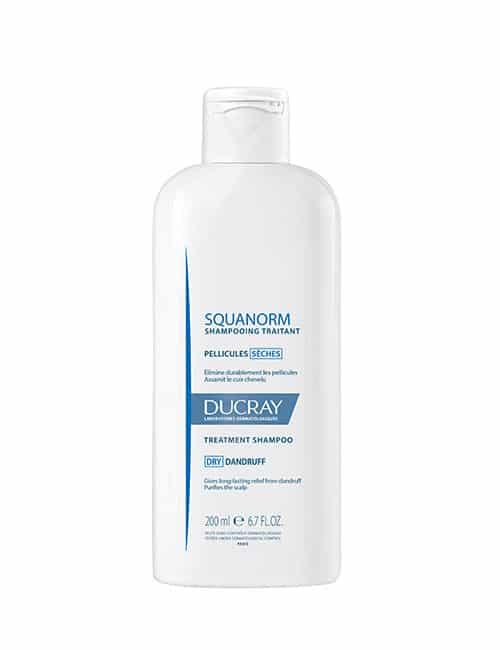 Ducray SQUANORM šampon proti suhemu prhljaju
