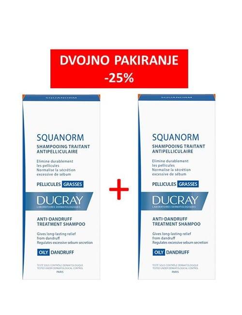 Ducray-Squanorm-mastni-prhljaj-duo-pack