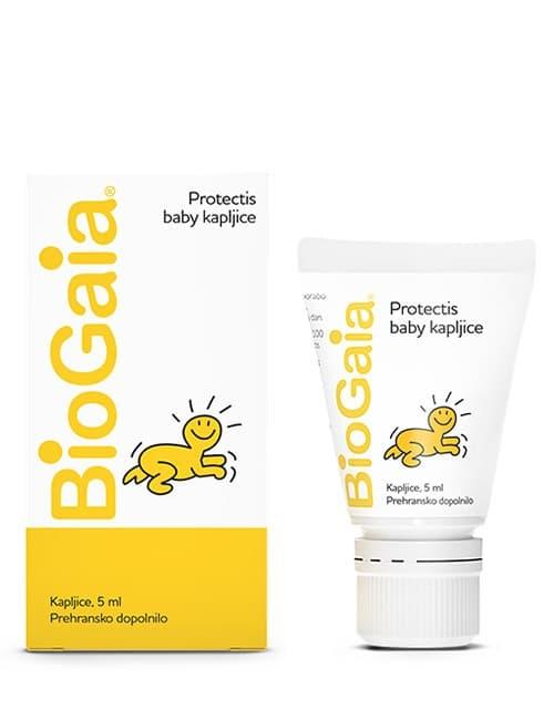 BioGaia Protectis baby kapljice_5 ml