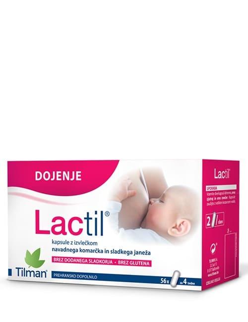 NetArnica Lactil 56 kapsul