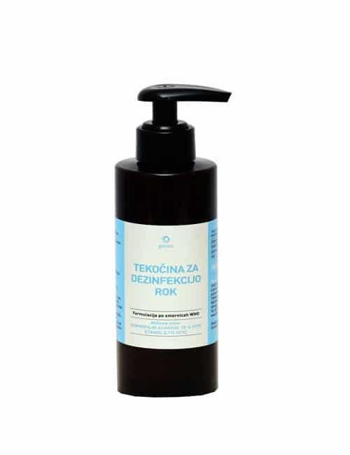 Tekočina za dezinfekcijo rok 200 ml