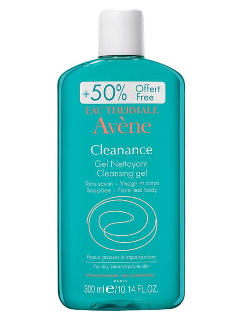 Avène Cleanance gel za čiščenje