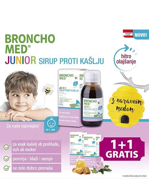 Bronchomed akcija 1+1