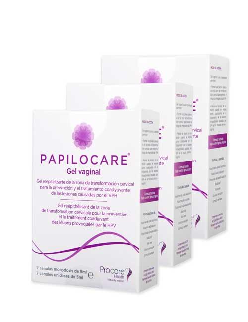 Papilocare vaginalni gel 2+1 gratis